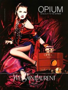 Opium by Kate Moss