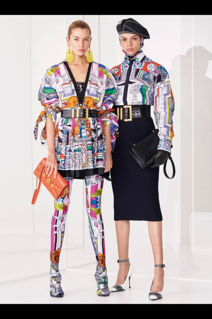 Versace Resort 2019 Collection