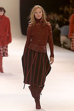 Kenzo Fall collection 2000