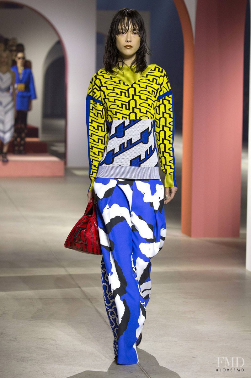 Kenzo collection 2016