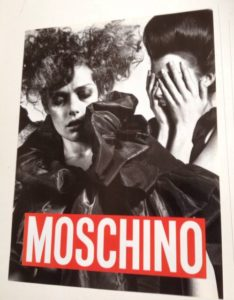 Moschino Stop the Fashion System 1990