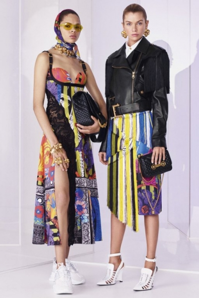 Versace 2019 Resort Collection