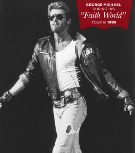 George Michael in Levi's