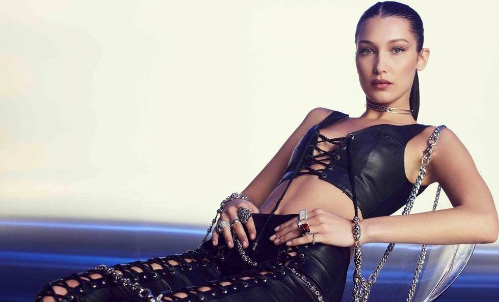 Chrome Hearts x Bella Hadid