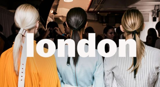 London Fashion Week 2018