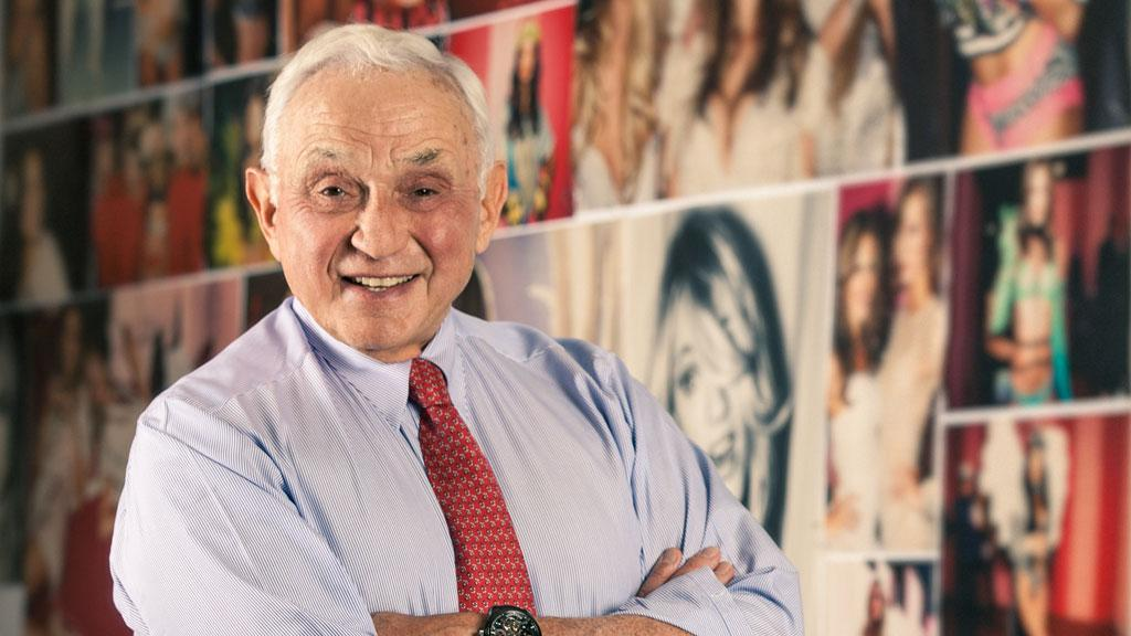 Les Wexner owner of Victoria's Secret