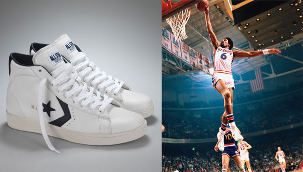 The Dr. J converse