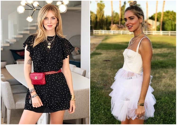 Chiara Ferragni dress