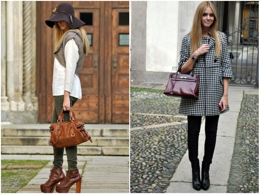 Chiara Ferragni fashion old bag
