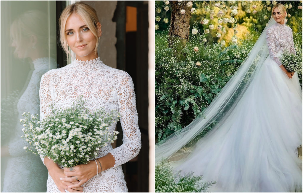 Chiara Ferragni wedding