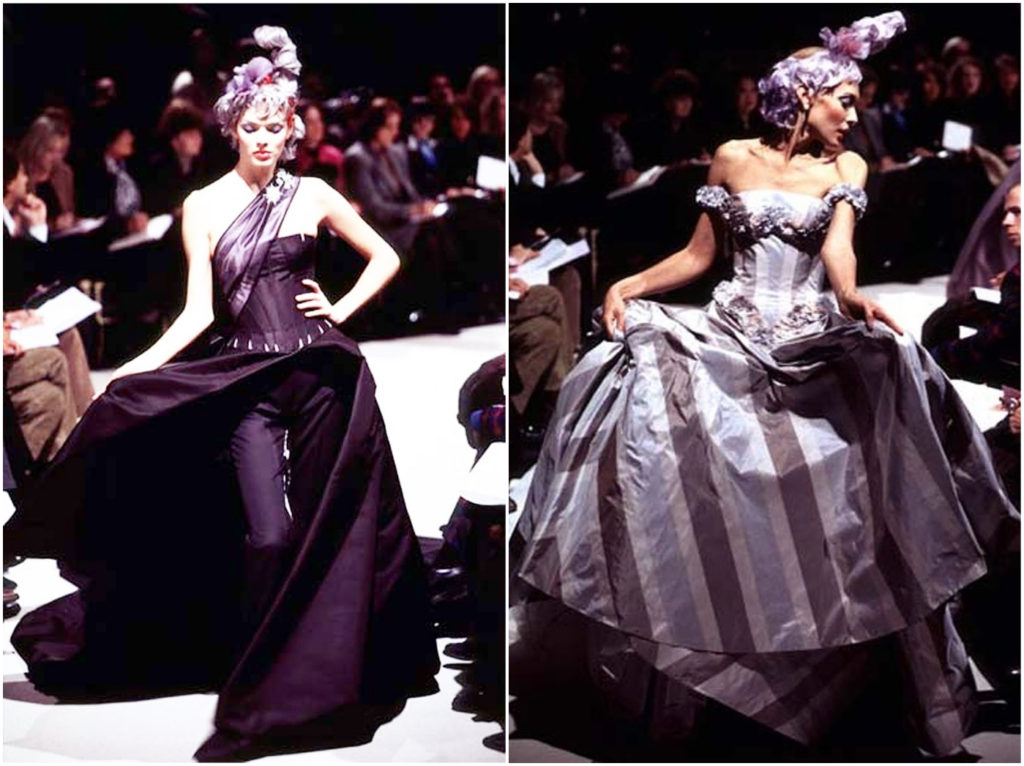 John Galliano for Givenchy
