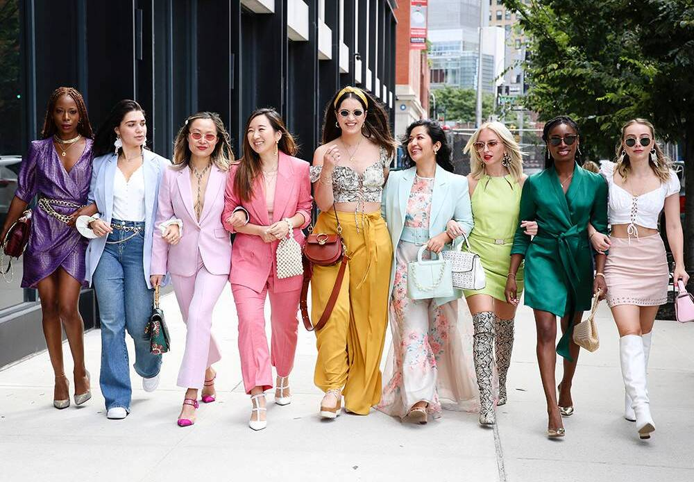 street style 2020 Fashion Week