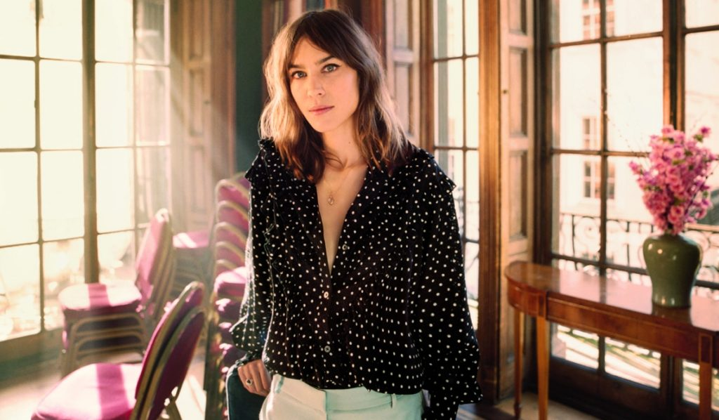 alexa-fashion icon Alexa Chung